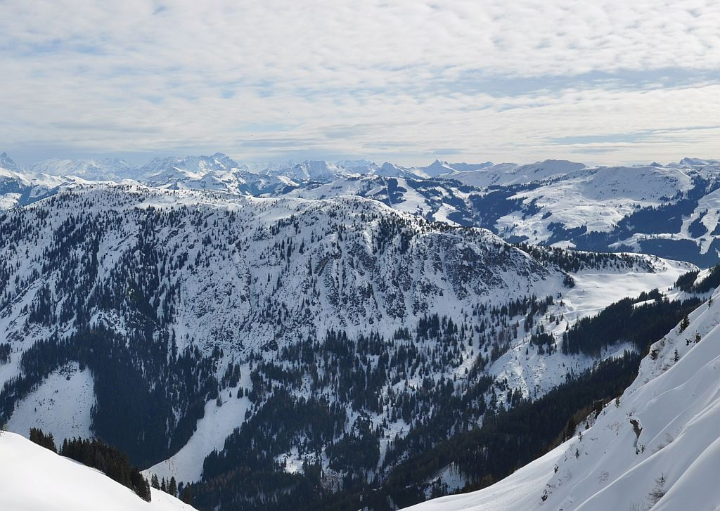 Údolí Brixental
